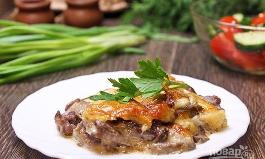 мясо по царски рецепт фото норки вещь