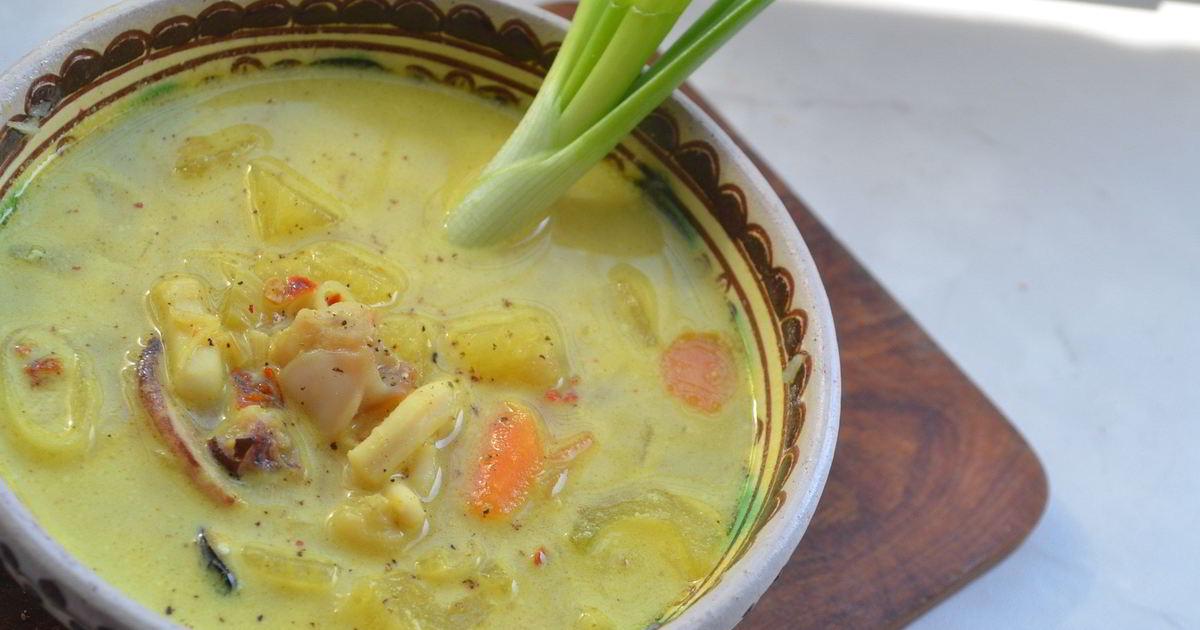 рецепты супов с фото пошаговыми его руководством