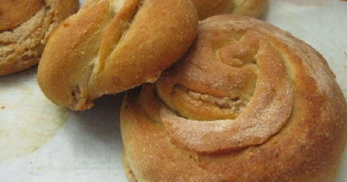 Постные булочки рецепты с фото